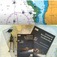Image of Essential Navigation and Seamanship course pack.