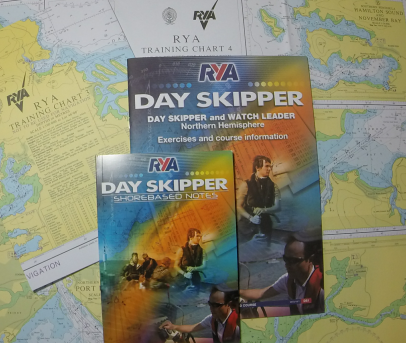 Day Skipper course pack