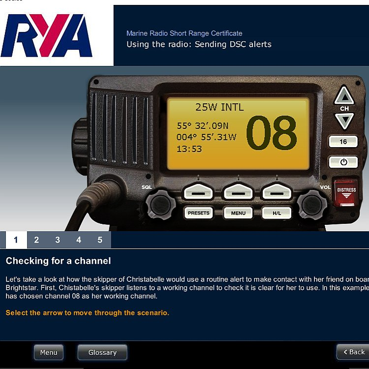 VHF handbook free with online course